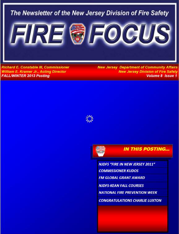 Fire Focus 2013